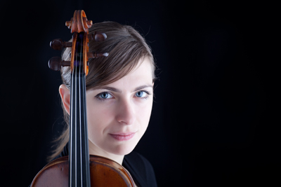 Claudia Ajmone-Marsan, violin