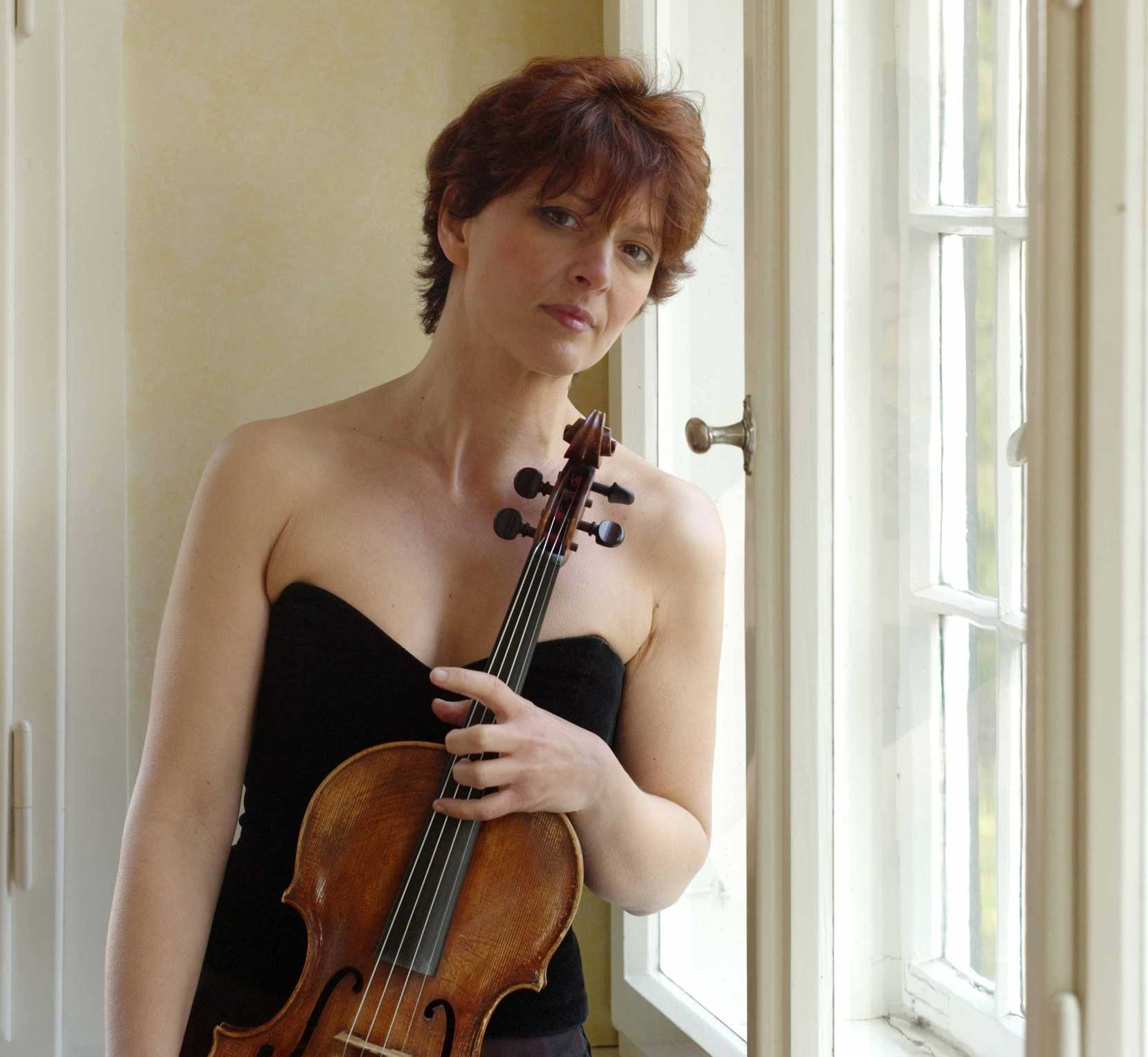 Silvia Simionescu, viola