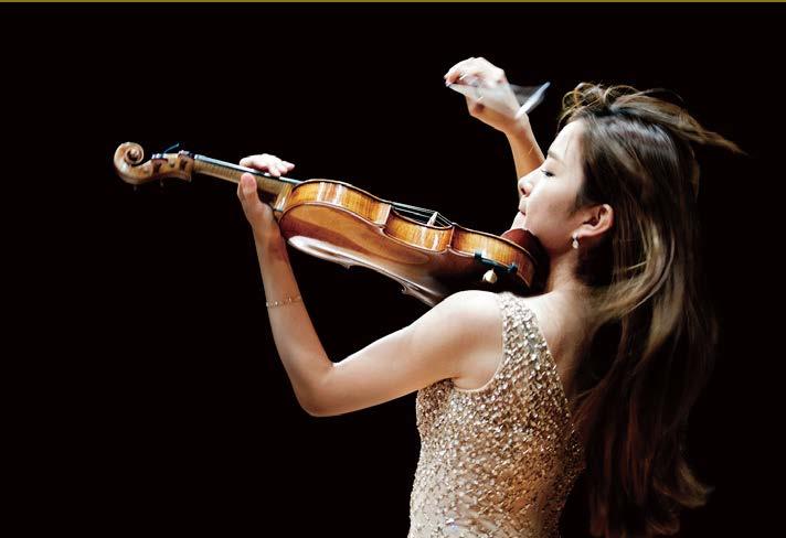 YooJin Jang, violin